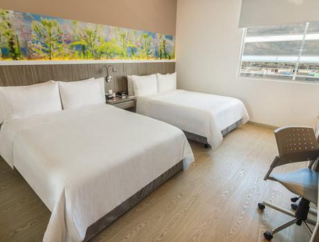 TWIN ROOM - 2 DOUBLE BEDS GHL Style Hotel Yopal Yopal